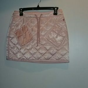 NWOT-Clench Kiss Pink Skirt- Size M